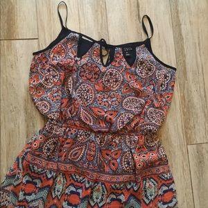 En Focus maxi dress